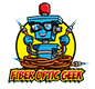 Fiber Optic Geek Logo