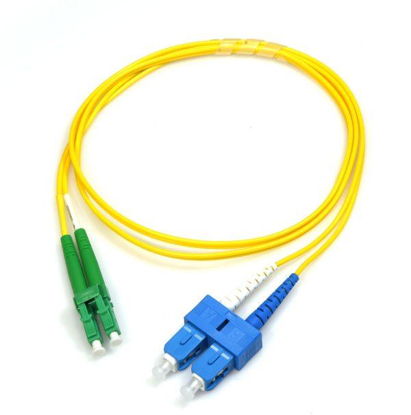 LCAPC-SCUPC-SM-DX-1-METER-8.33UM-OFNR-2.0MM