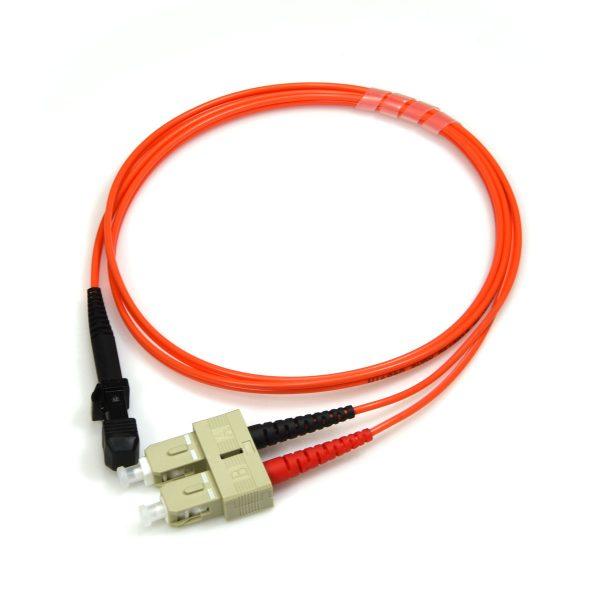 MTRJPC-SCPC-MM-DX-1-METER-62.5UM-OFNR-2.0MM